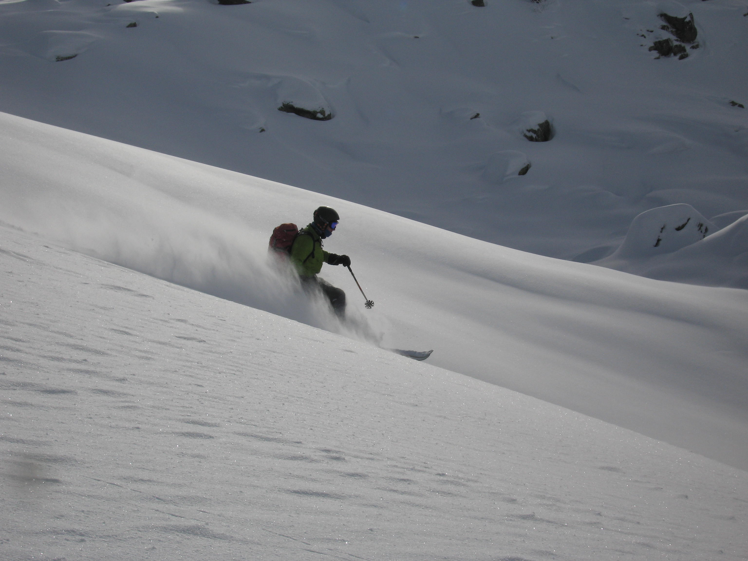 Avalanche Training in Chamonix – The Avalanche Academy