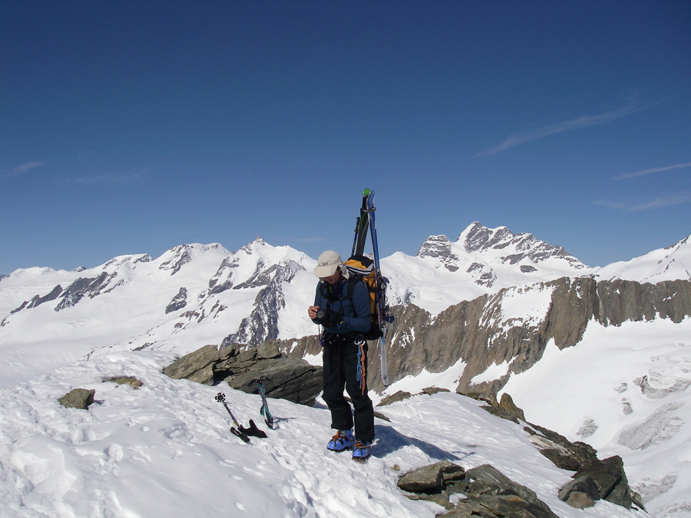 Bernese Oberland Ski Tour