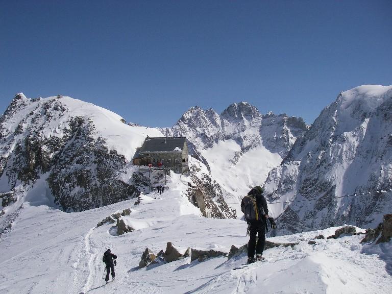 Chamonix to Zermatt Haute Route Ski Tour