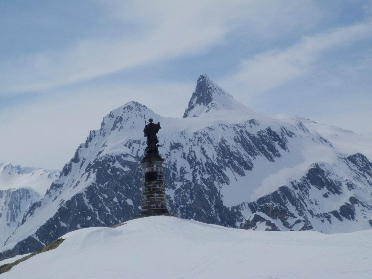 Chamonix to the Grand St Bernard Monastery Ski Tour