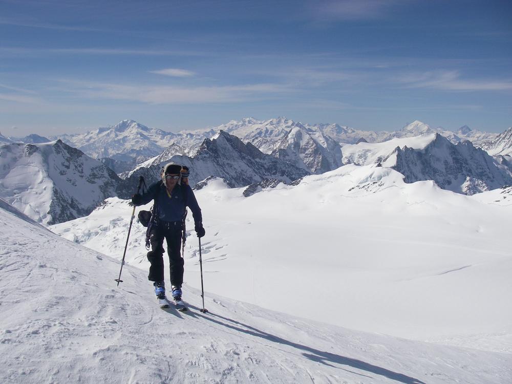 Western Oberland Ski Tour