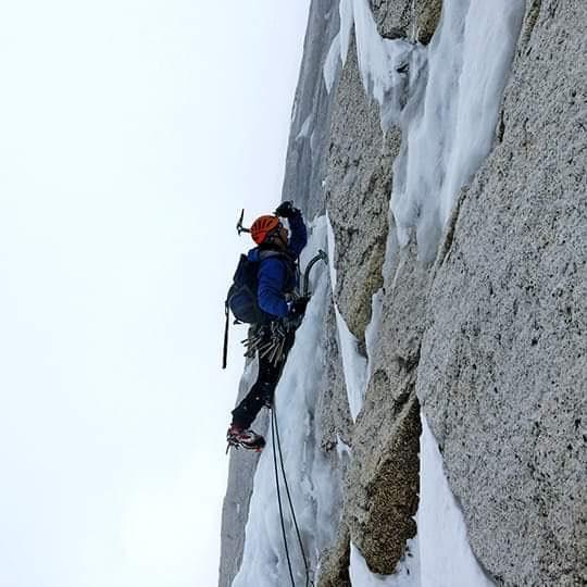 May 2019 Alaska Climbing Expedition