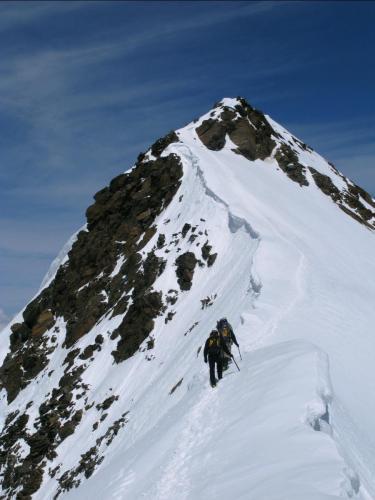 Weissmies-SE-Ridge