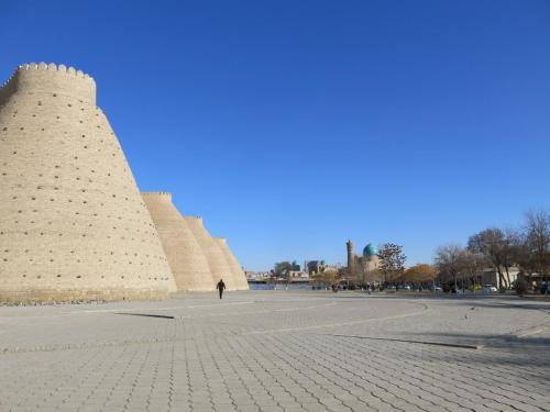 Ancient-City-Walls-Bukhara