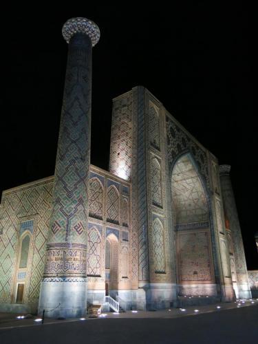 Rajistan-Samarkand-Uzbekistan