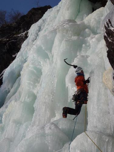 Hungryfossen-1st-ascent