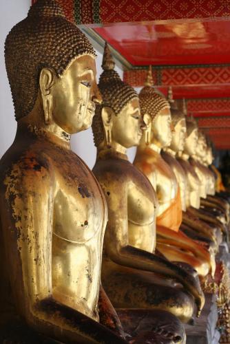 Buddhas-in-Thailand