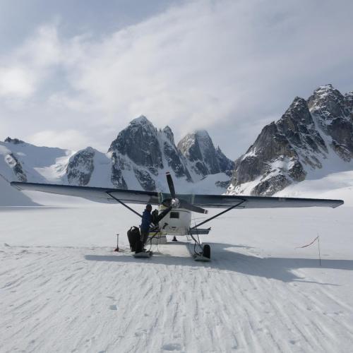 Tatina-Glacier-Kichatna-Spires-Alaska